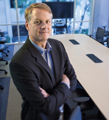 John Donahoe, CEO of eBay
