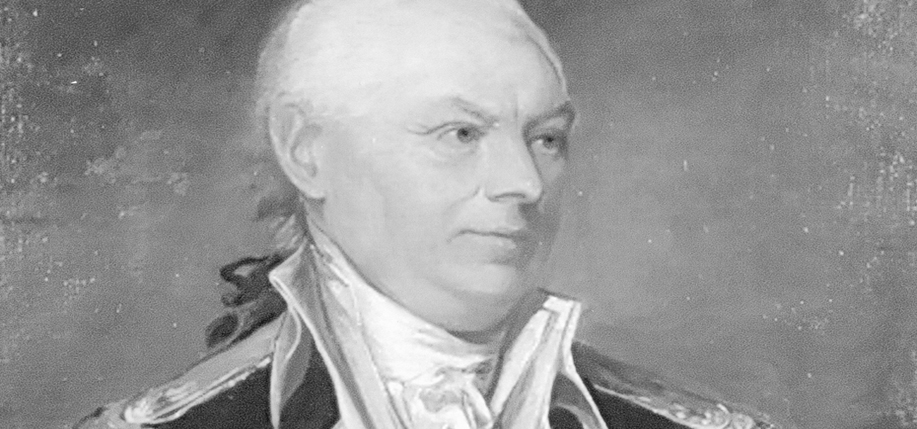 Commodore John Barry