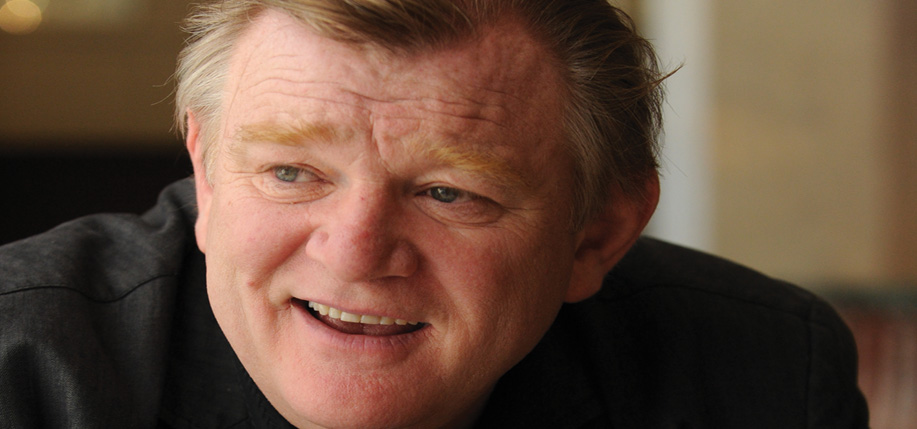brendan gleeson height