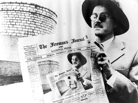 James Joyce (and James Joyce, and James Joyce). Ulysses is ranked by Modern Library as the number one book of the 20th Century.