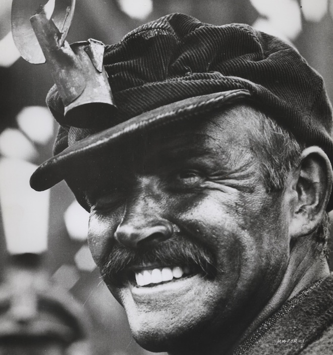 Sean Connery as Jack Kehoe in the 1970 movie The Molly Maguires.