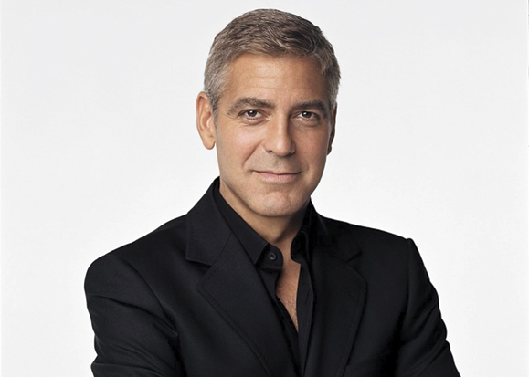 George Clooney. Photo: AP Images