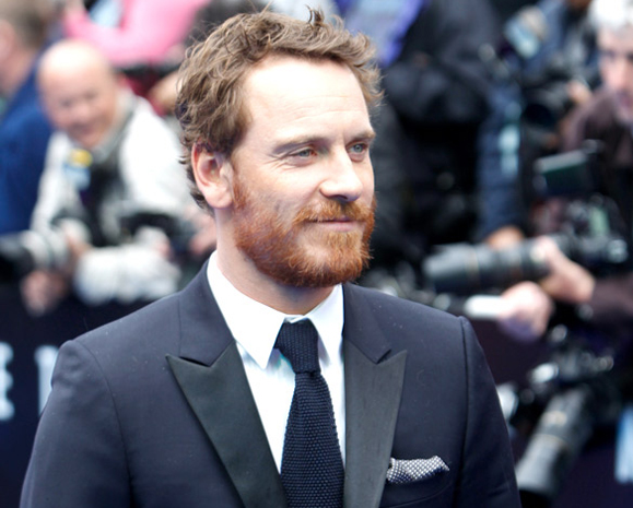 Michael Fassbender at the London Premiere of Prometheus. Photo: Wikimedia Commons.