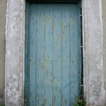 An old door. Photo by Mary Tolan.