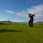 Golfing at Old Head in Co. Cork. Photo: Robert Schroeder.