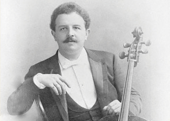 Victor Herbert circa 1895
