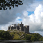 A view of the Rock of Cashel.
