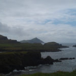 The view from Valentia Island, Co. Kerry.