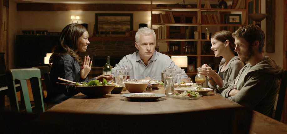 Gabrielle Union, John Slattery, Jenna Malone and Zach Gilford in In Our Nature.