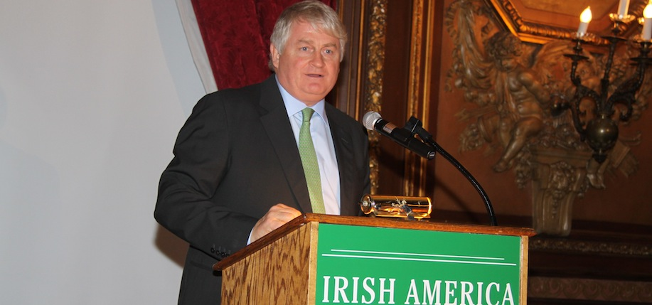 Denis O'Brien's Keynote address, by Margaret Purcell-Roddy