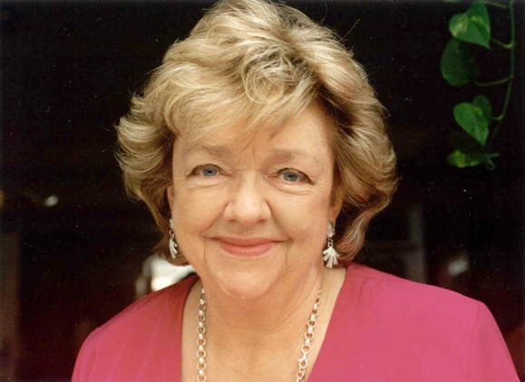 Author Maeve Binchy