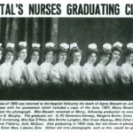 The Mercy Hospital nursing class of 1905