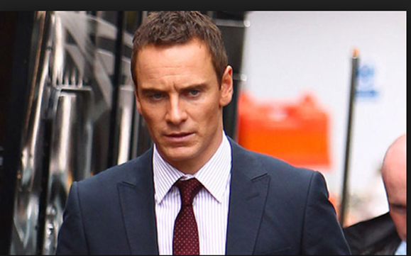 Michael Fassbender in The Counselor