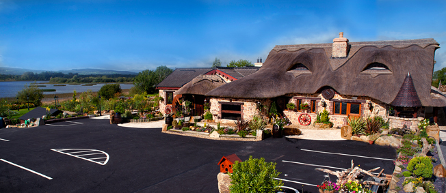 The Watermill Lodge. (Photo: Fermanagh Lakeland Tourism)