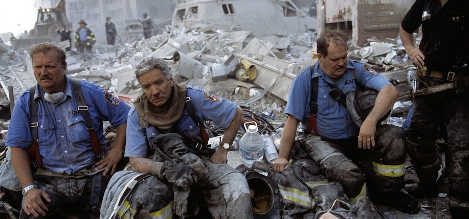 3 former firefighters die of illnesses linked to 9/11 - CNN.com