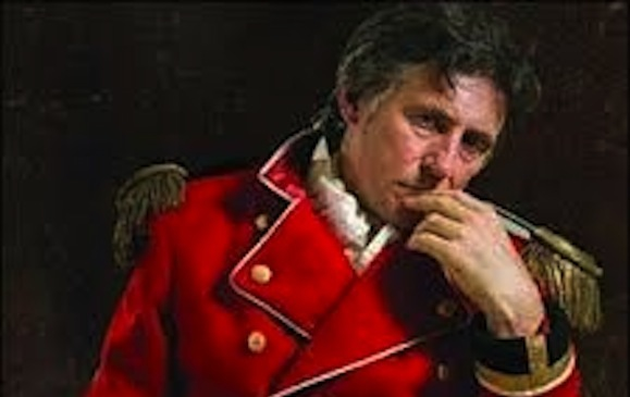 """Gabriel Byrne when he starred in Eugene O'Neill's """"Touch of Poet."""" He is currently starring in O'Neill's """"Long Day's Journey into Night"""" on Broadway."""