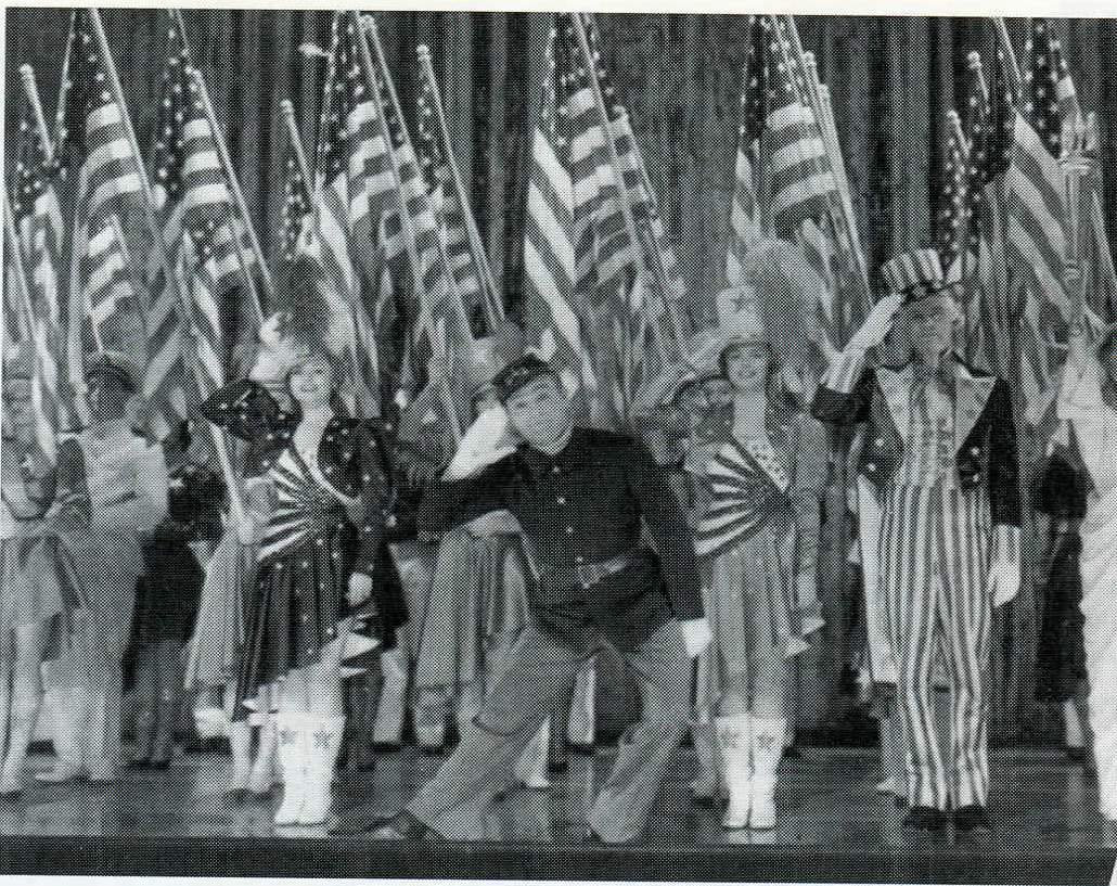 James Cagney won an Oscar playing George M. Cohan in Yankee Doodle Dandy in 1942