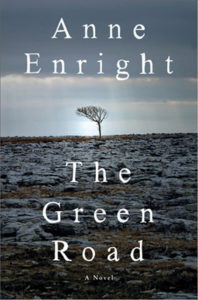 The Green Road is published W.W. Norton & Co., (2015).>/em>