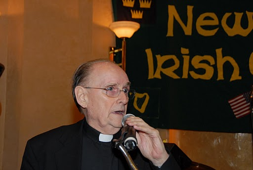 Father Colm Campbell. Photo: Irish Central