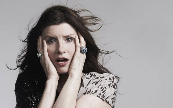 "Sharon Horgan stars in the Hulu original ""Catastrophe."""