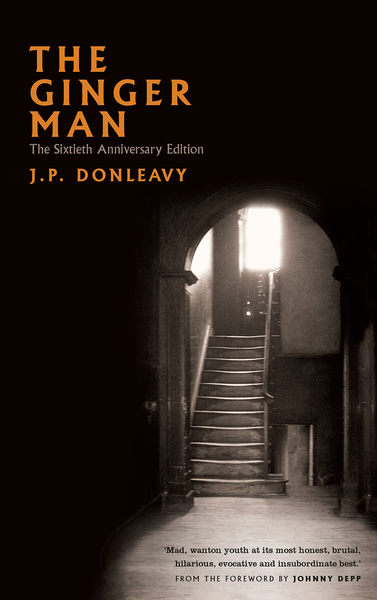 The Ginger Man. (Lilliput Press, Dublin)