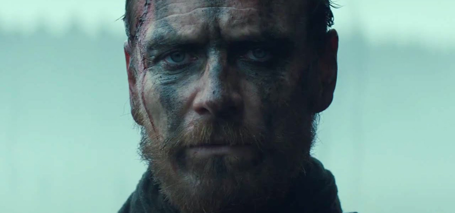 Michael Fassbender is MacBeth.