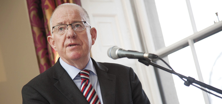 Minister for Foreign Affairs and Trade Charlie Flanagan, TD. (Photo: Paul Sherwood)