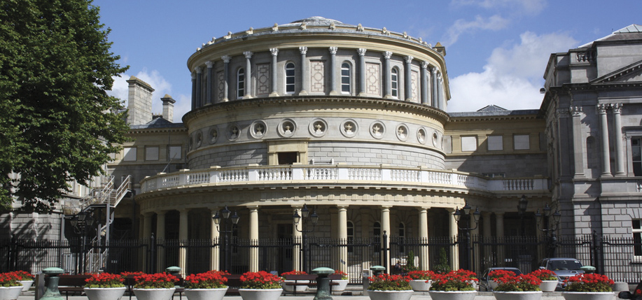 The National Library of Ireland.