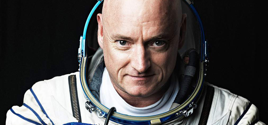 Scott Kelly. Photo: Marco Grob