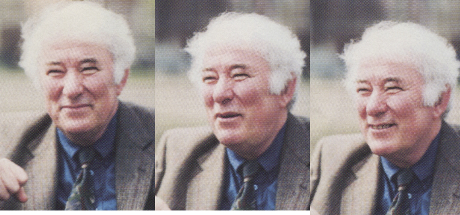 Columnist Robert Schmuhl reflects on an encounter with Seamus Heaney. (Photos: Kit DeFever)