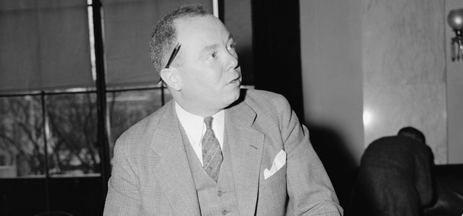 Senator John A. Danaher, Republican of Connecticut,  in 1939. (Photo: Library of Congress)