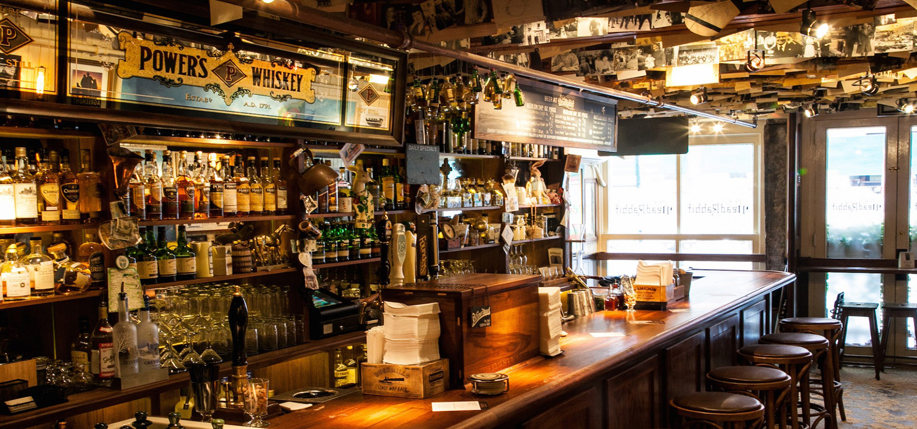 The Dead Rabbit Grocery and Grog was recently named the best bar in the world.
