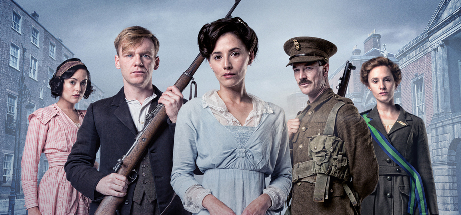 """Rebellion,"" a TV show about the Easter Rising, aired on BBC and is now streaming on Netflix."
