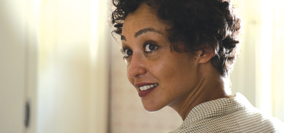 Limerick-born actress Ruth Negga in Loving.