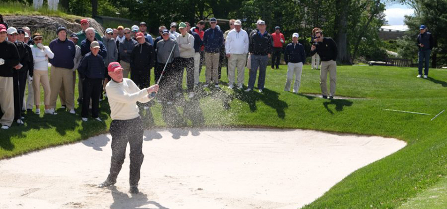 The 24th Annual Eithne and Paddy Fitzpatrick Memorial Golf Tournament will take place May 15 at the Sleepy Hollow Country Club in Scarborough, NY. (Photo: Eithne and Paddy Fitzpatrick Memorial Fund / Facebook)