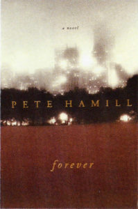 Forever Pete Hamill.