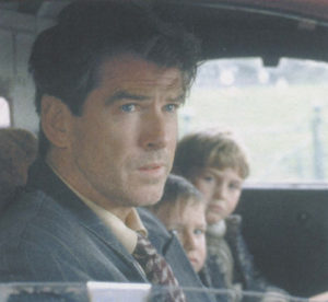 Brosnan in a scene from Evelyn.