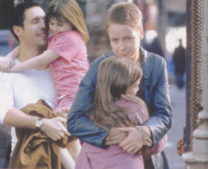 An Irish immigrant family comes to New York in In America.