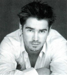 Colin Farrell stars in upcoming films.