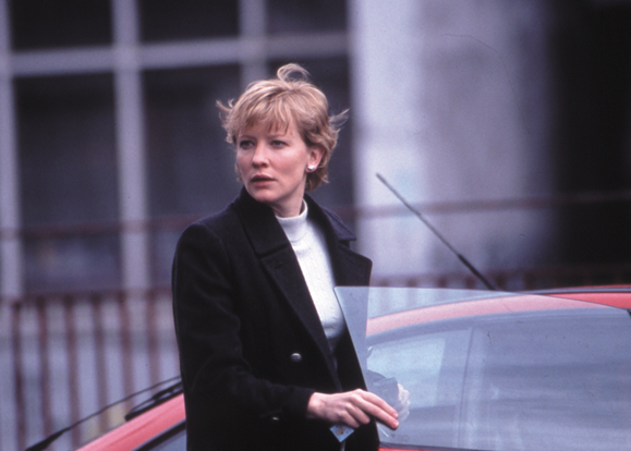 Blanchett as Veronica Guerin.