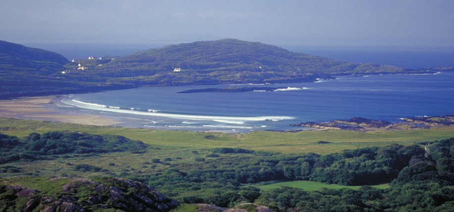 Derrynane Beach, Co. Kerry.
