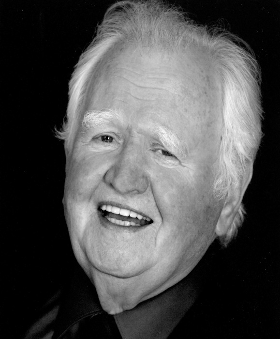 Malachy McCourt, author, actor & professor