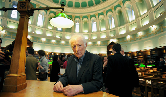 Weekly Comment: Heaney Sonnet Named Ireland's Favorite Poem | Irish