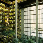 The Ford Foundation building, New York, NY. Photo courtesy of Kevin Roche, John Dinkeloo and Associates.