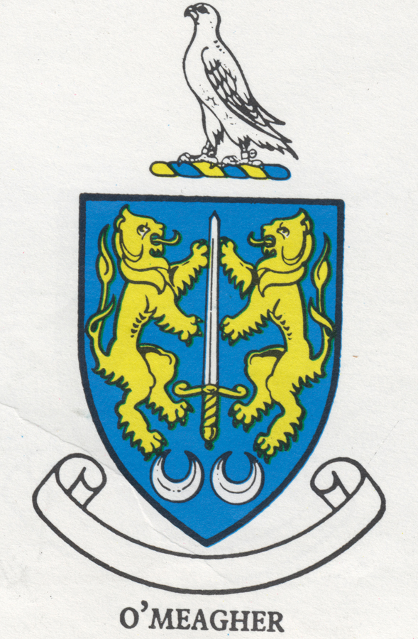 O Meagher coat of arms