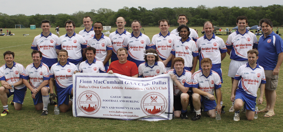 6d35f36807a GAA Takes Off in Texas | Irish America