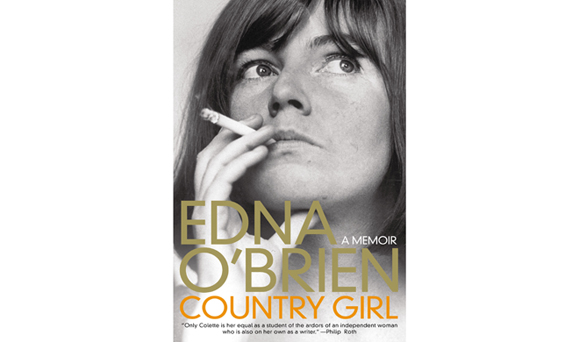 Edna O'Brien's new memoir, Country Girl.