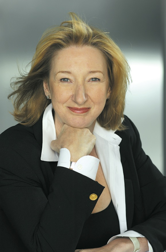 Patricia Harty - Editor-in-Chief.