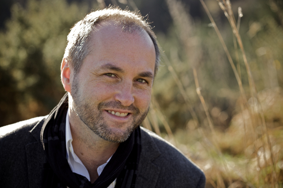 Colum McCann. Photo: Brendan Bourke
