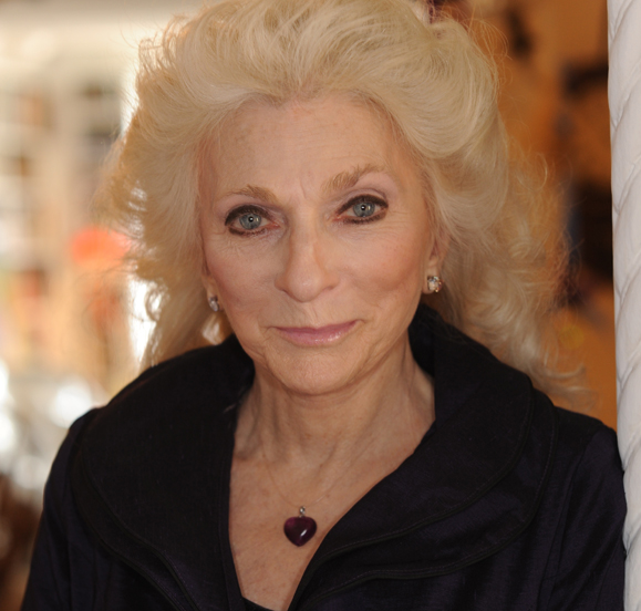 Legendary singer and songwriter Judy Collins. Photo by Kit DeFever.